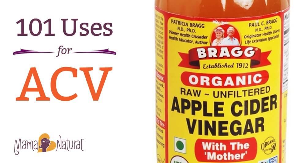 101 Uses For Apple Cider Vinegar Mama Natural