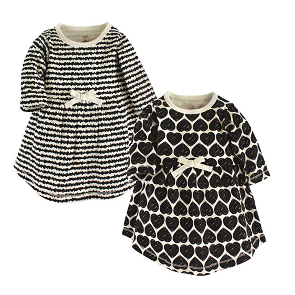 2-Pack Cotton Dresses