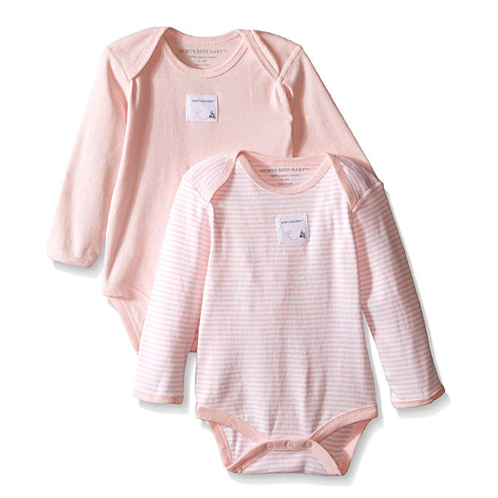 2-Pack Long-Sleeve Onesies