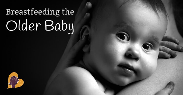 Extended Breastfeeding The Older Baby Or Toddler