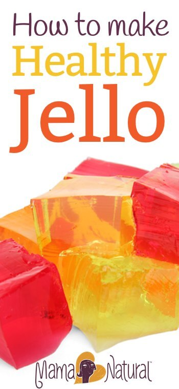 Conventional Jello is filled with artificial ingredients. Here's an easy recipe to turn this junk food into a healthy, natural superfood that your kids will love.