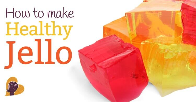 Wondering how to make jello? Conventional Jello is filled with artificial ingredients. Here's an easy recipe to make natural and healthy jello.