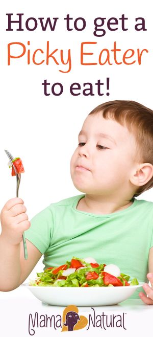 Some kids are just picky eaters. Or, a good eater will go through picky stages. When that's the case, try these 8 tips to get them back on track!