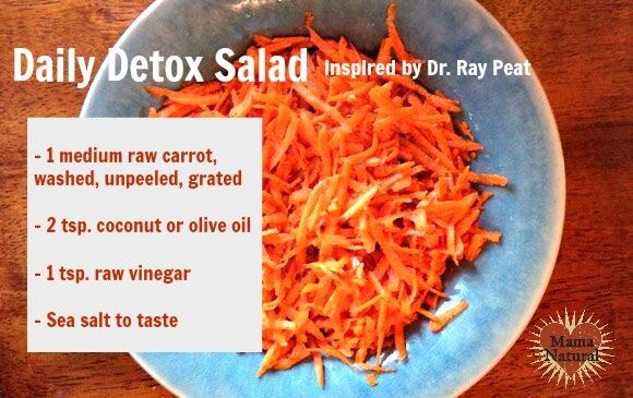 Daily Detox Salad