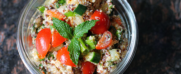 How to Make Quinoa Tabbouleh: A Gluten-Free, Nutritious Dish