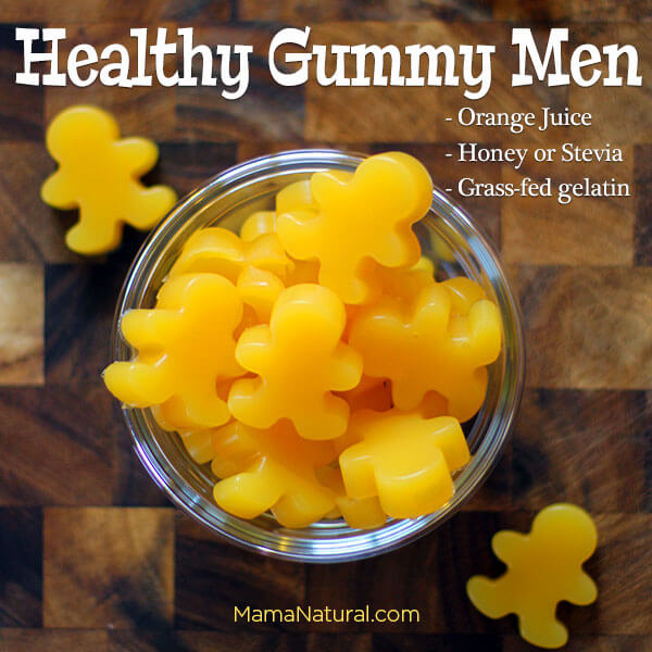 Healthy Gummy Men