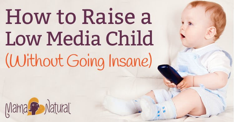f845a65a1 How to Raise a Low Media Child (Without Going Insane)