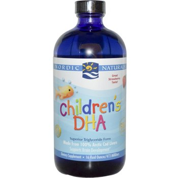 DHA supplement to help kids sleep - affordable option