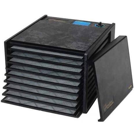 Excalibur 2900ECB 9-Tray Economy Dehydrator, Black