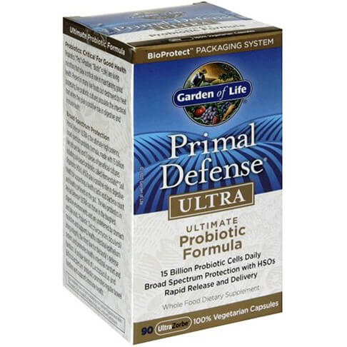 Garden of Life Primal Defense Ultra Ultimate Probiotics Formula