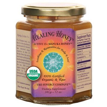 Healing Honey - Active Manuka 15+ 12oz