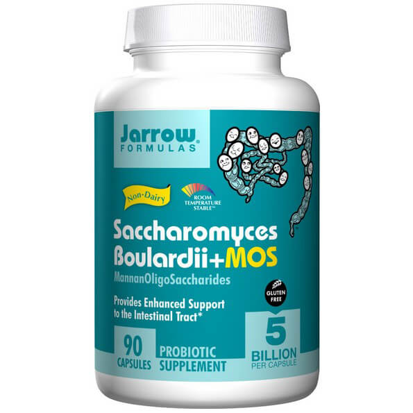 Jarrow Formulas - Saccharomyces Boulardii MOS