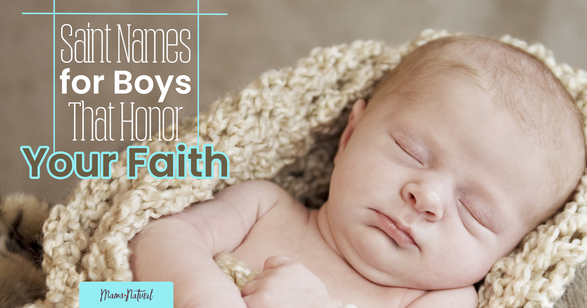 Saint Names for Boys That Honor Your Faith   Mama Natural