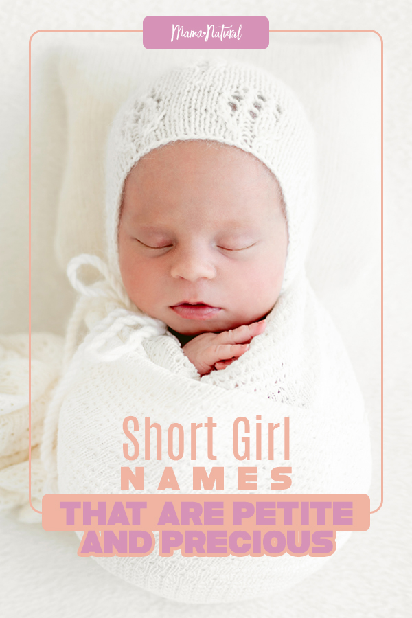Short Girl Names That Are Petite and Precious | Mama Natural