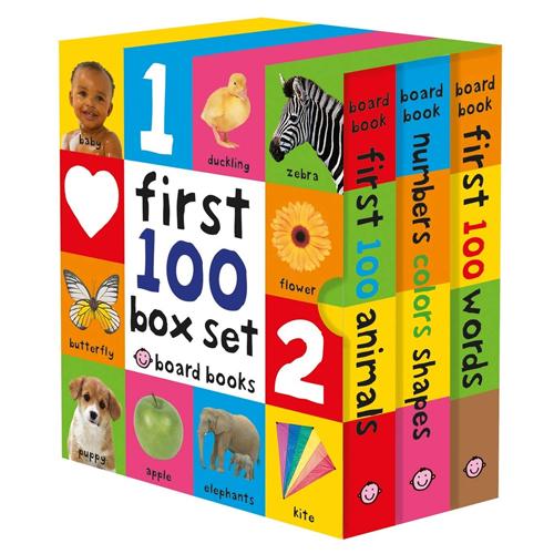 Board Book Box Set