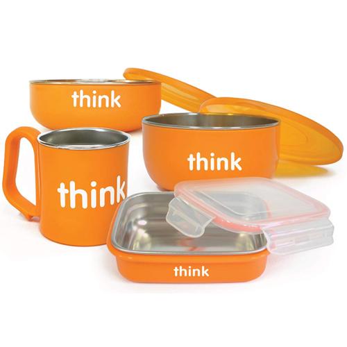 ThinkBaby! Complete Feeding Set