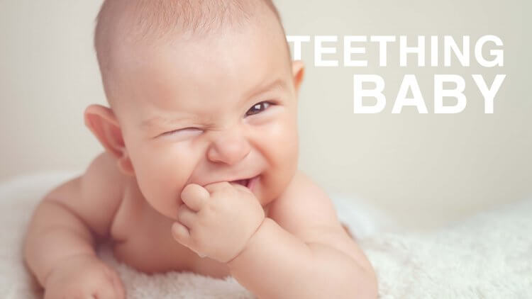 Here are six all-natural teething remedies that actually work! Ease teething  pain and 32916f4e4