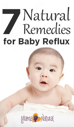 The effects of baby reflux are horrible. Doctor's medication just made things worse. But when I tried these natural remedies, the results were amazing.