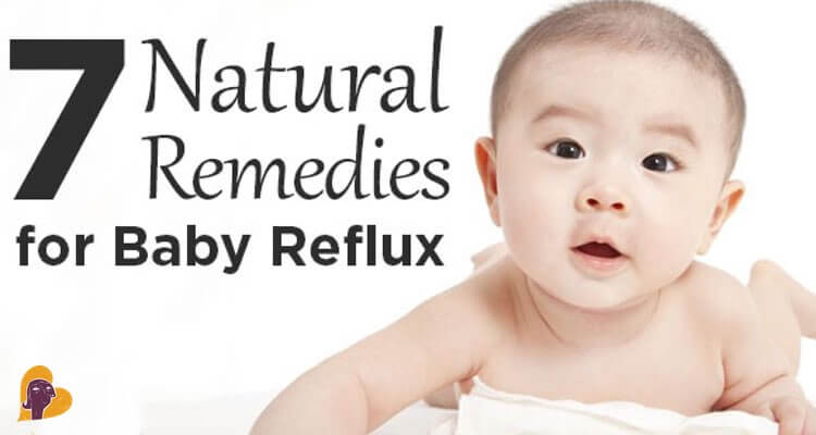 My baby's infant reflux was horrible. Our doctor's medication just made things worse. But when I tried these natural remedies, the results were amazing.