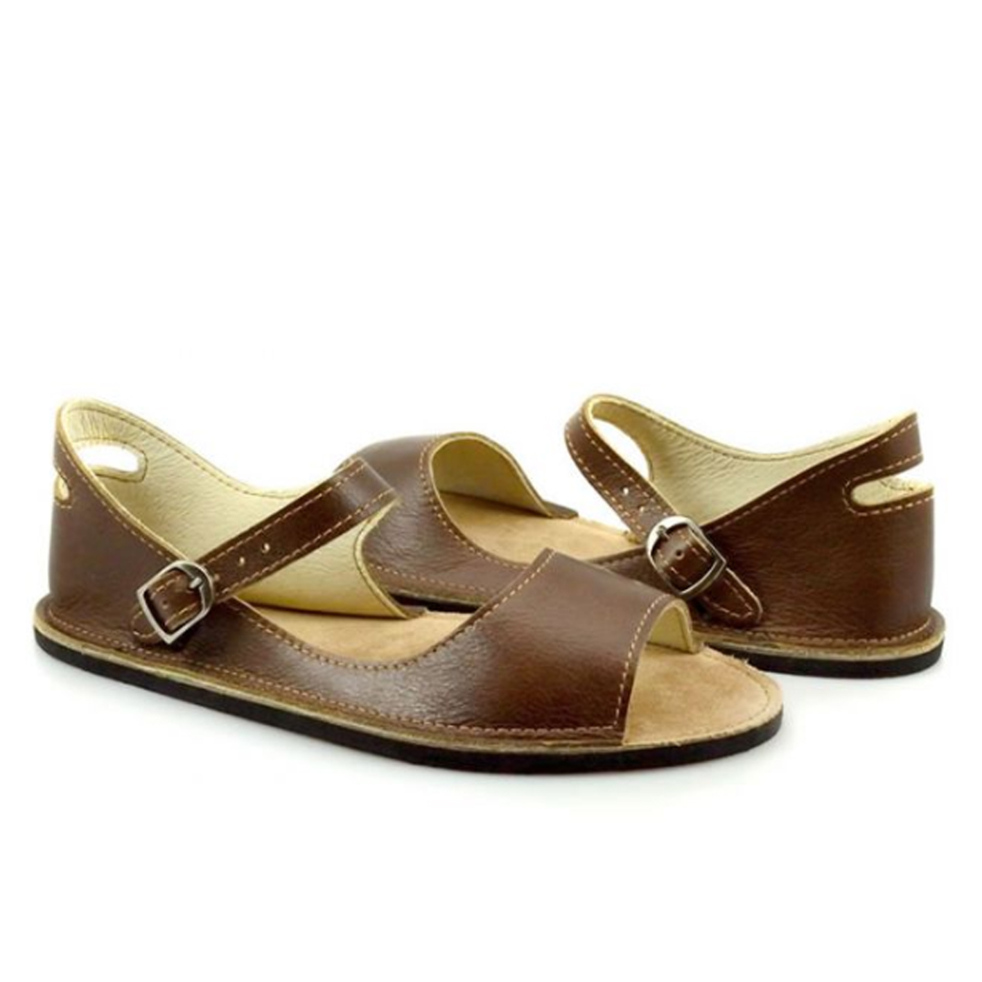 Adult Solstice Sandal - Minimalist shoes that look good post by Mama Natural
