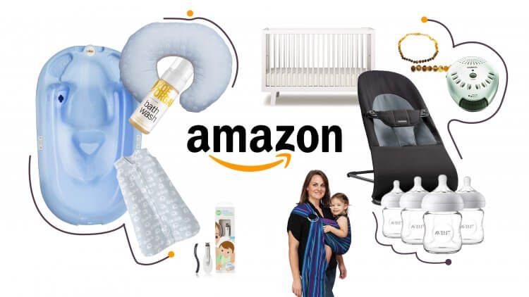 Creating an Amazon baby registry is easy and convenient. This step-by-step guide walks you through the process, plus includes a complete registry checklist.