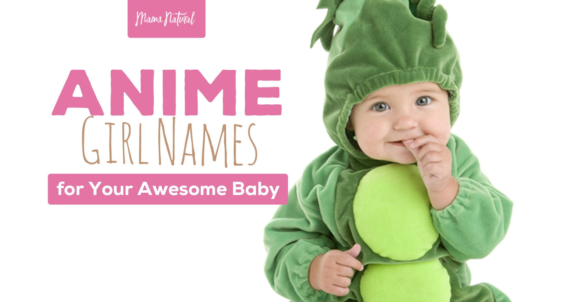 Super Cool Anime Girl Names Mama Natural