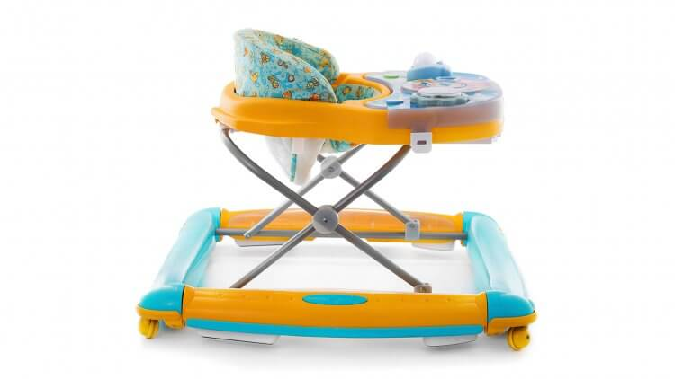 Although they seem simple and fun, baby walkers can lead to injuries and developmental delays. Get more information, plus learn about safer alternatives.