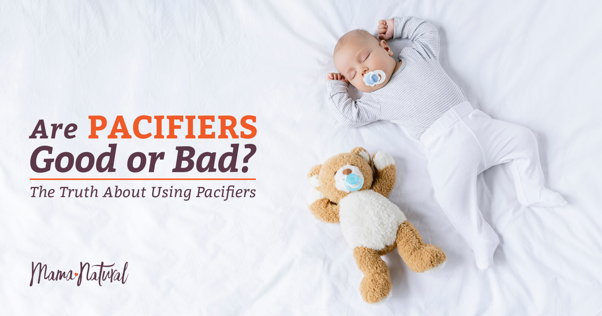 Are Baby Pacifiers Good Or Bad The Truth About Using Pacifiers