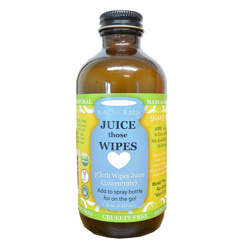 BALM! Baby Juice Those Wipes