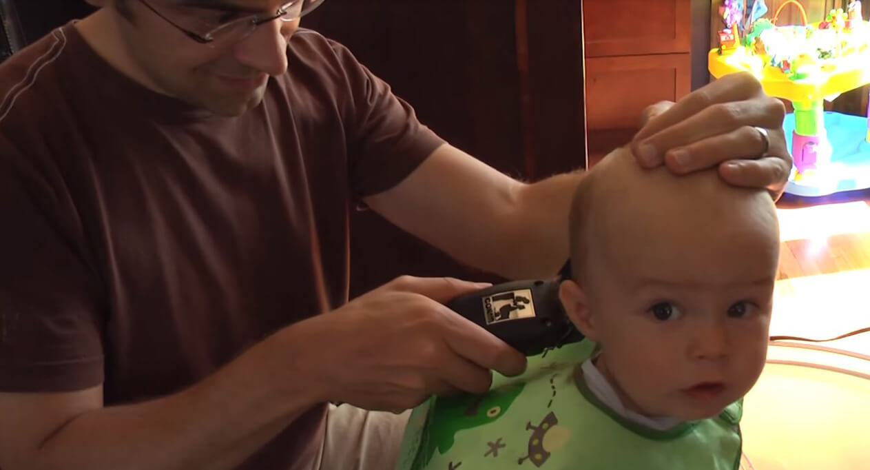 Baby's First Haircut by Mama Natural Featured