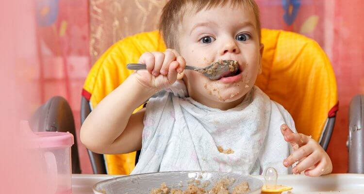 Baby cereal is recommended by pediatricians, but is it healthy? Learn the truth about infant baby cereal and the best first foods for baby in this post.