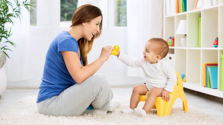 Baby Elimination Communication- Why & How To Do It by Mama Natural