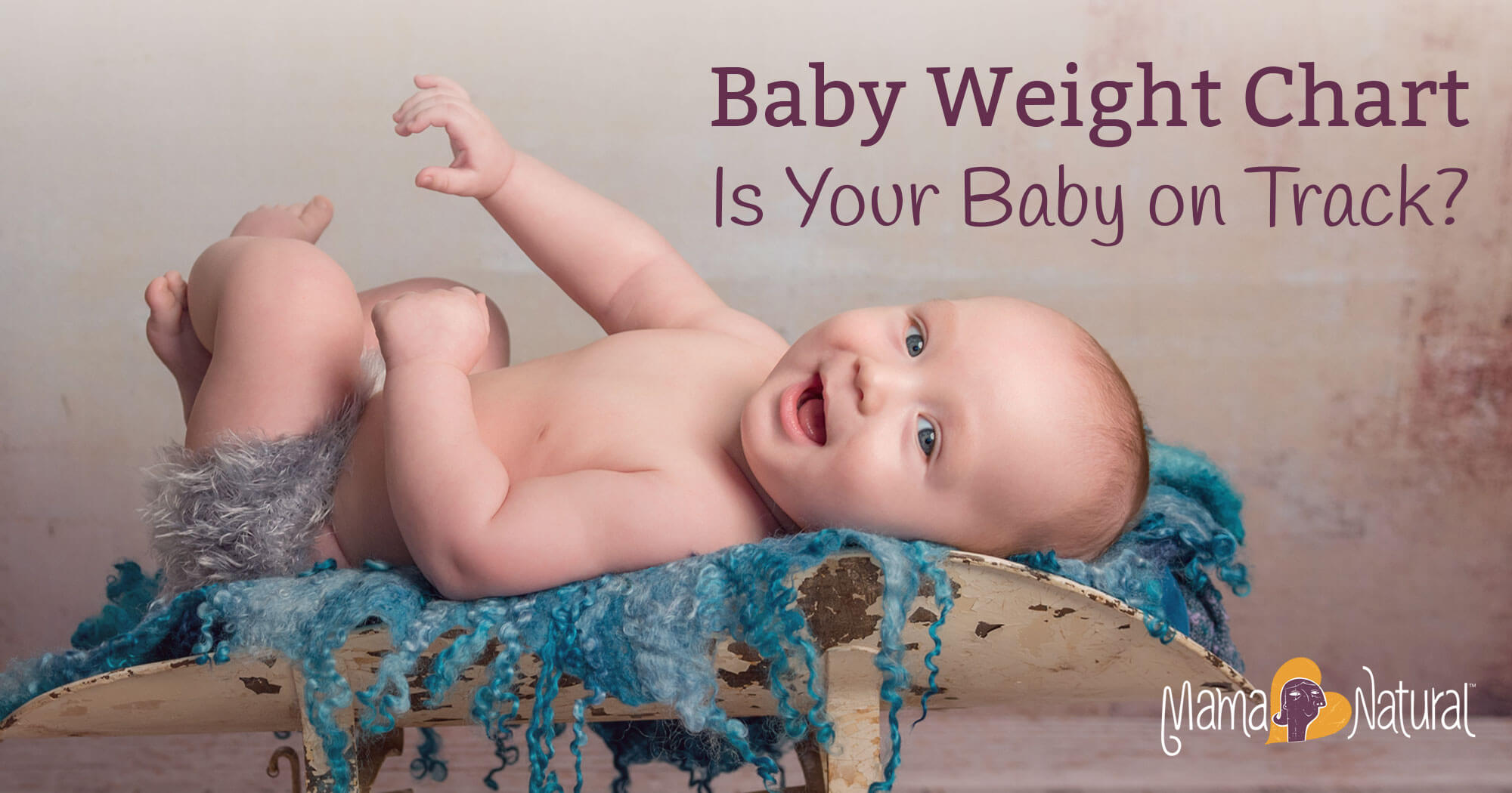 Baby Weight Chart Is Your On Track