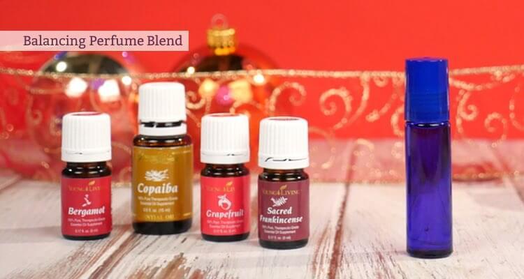 Balancing Perfume Blend recipe by Mama Natural