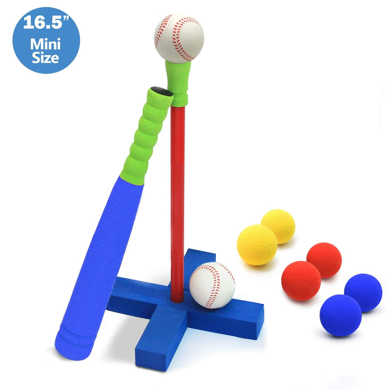 Bat and ball set toy activity for kids