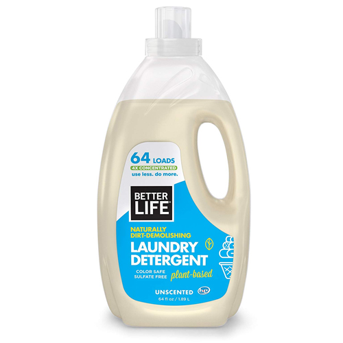 Better Life Unscented - The Best Baby Detergent (Plus, How to Make Your Own) post by Mama Natural