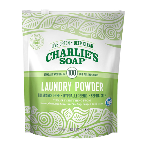 Charlie's Soap Laundry Powder - The Best Baby Detergent (Plus, How to Make Your Own) post by Mama Natural