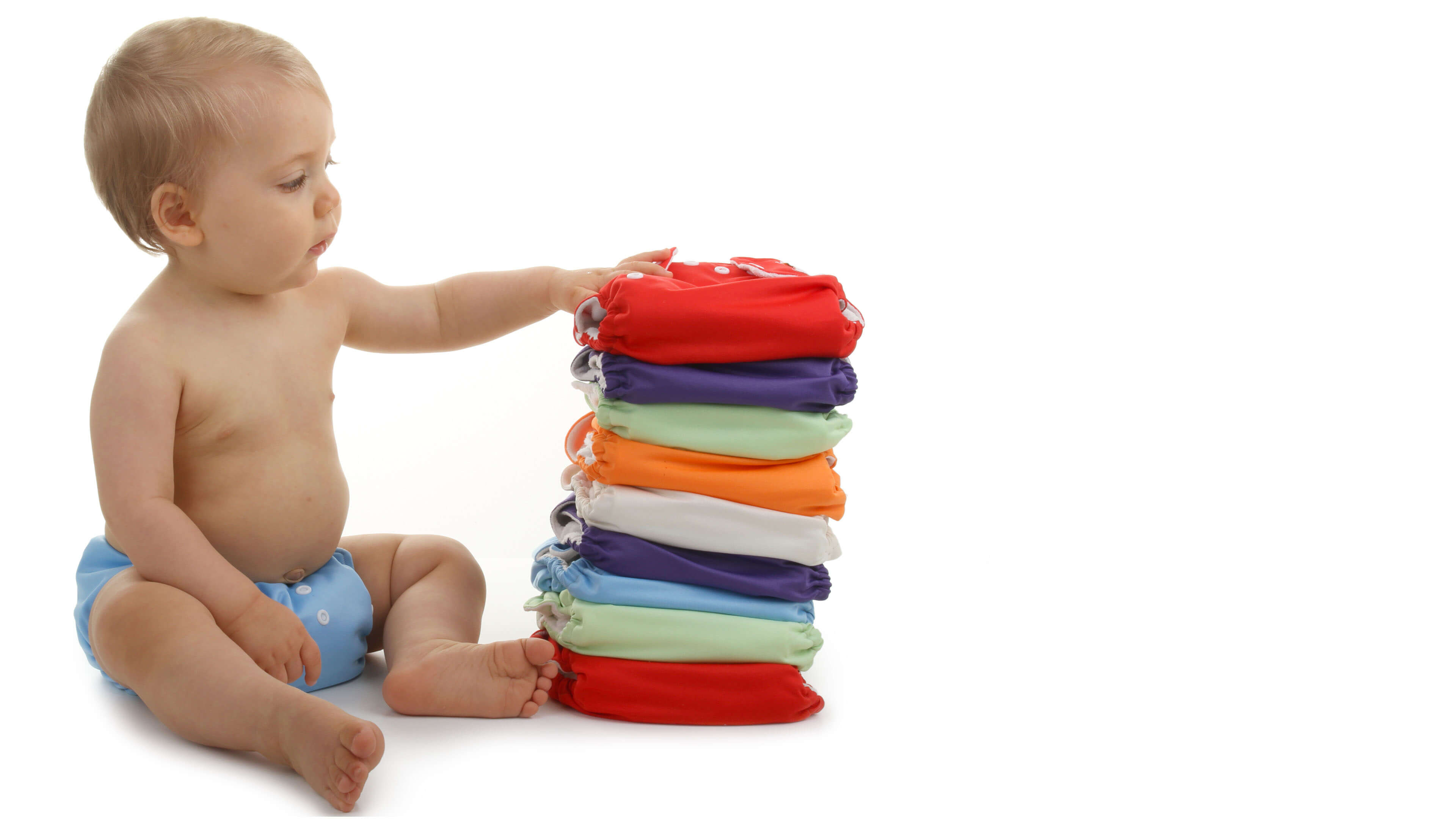 Cloth diapering is easier to do thank you may think, and using cloth diapers will save you a ton of money over disposable diapers. Here's the full scoop!