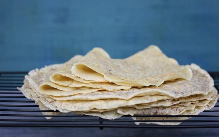 Cinco de Mayo Recipes: Coconut Flour Tortillas