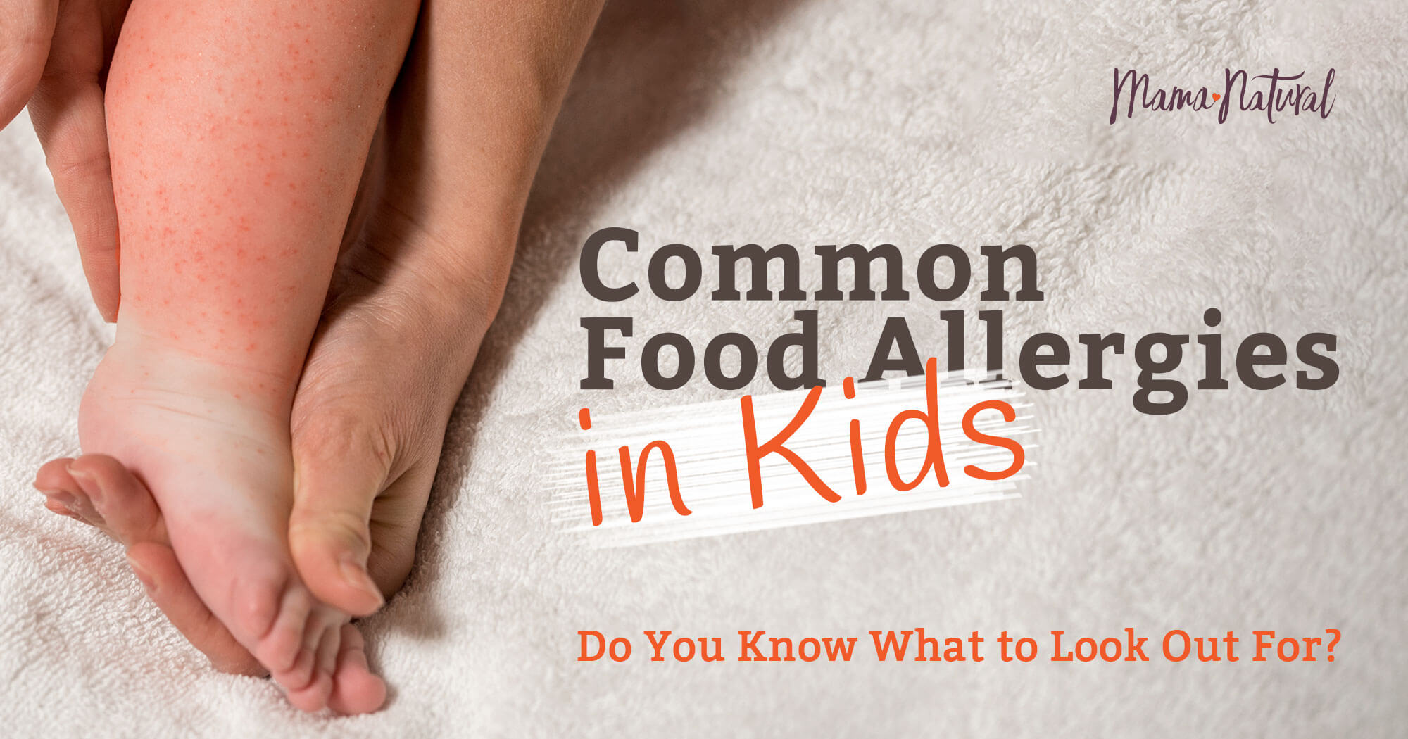 Common Food Allergies in Kids: Watch Out For These 8 Foods