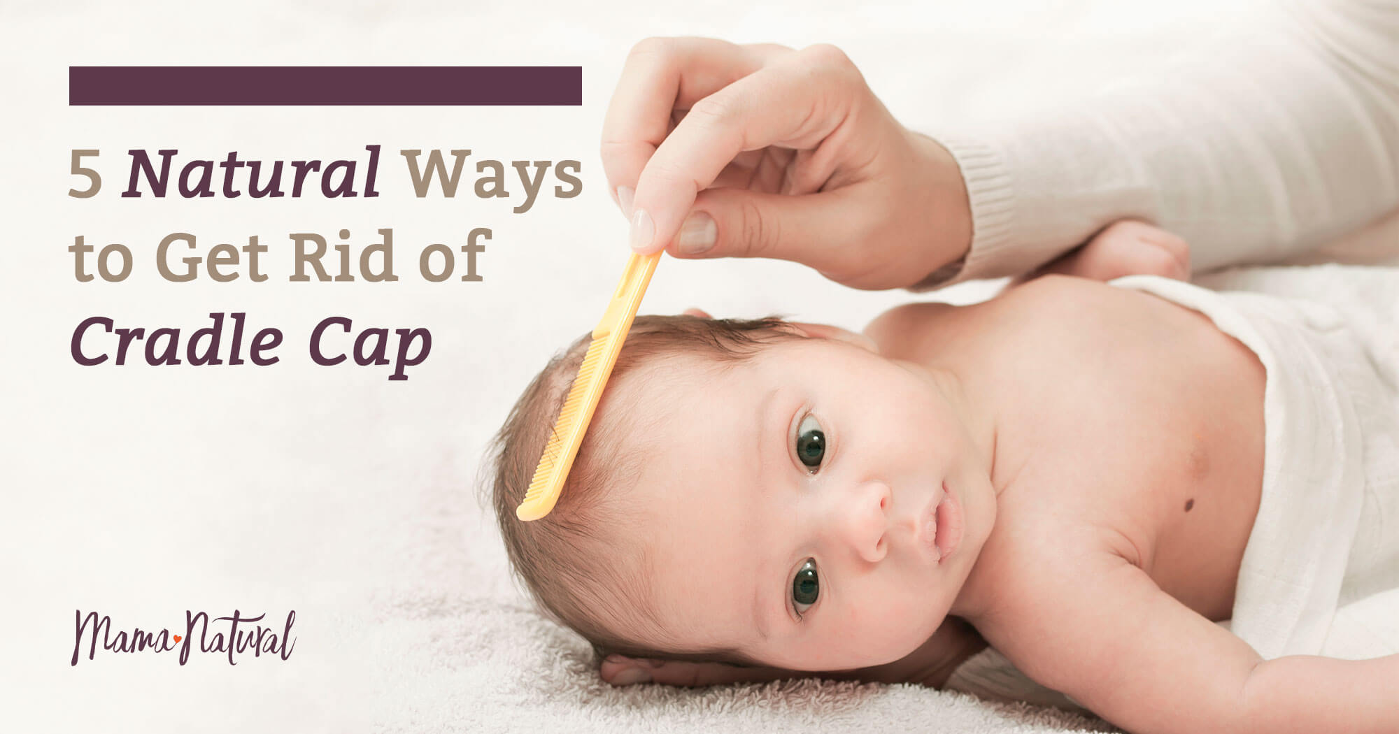 Cradle Cap What Is It And Do You Need To Worry About It