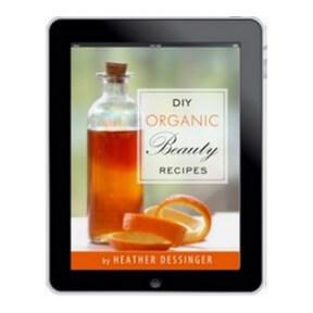 DIY Organic Beauty ebook