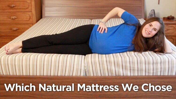 Which natural memory foam mattress we chose