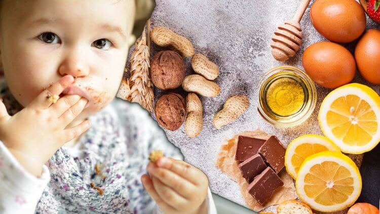Here are the top eight food allergies in babies to watch out for, plus how to spot allergies in babies and how to prevent food allergies in the first place.