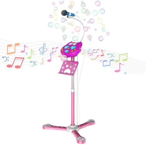 Girls Karaoke Machines with Bubble Function