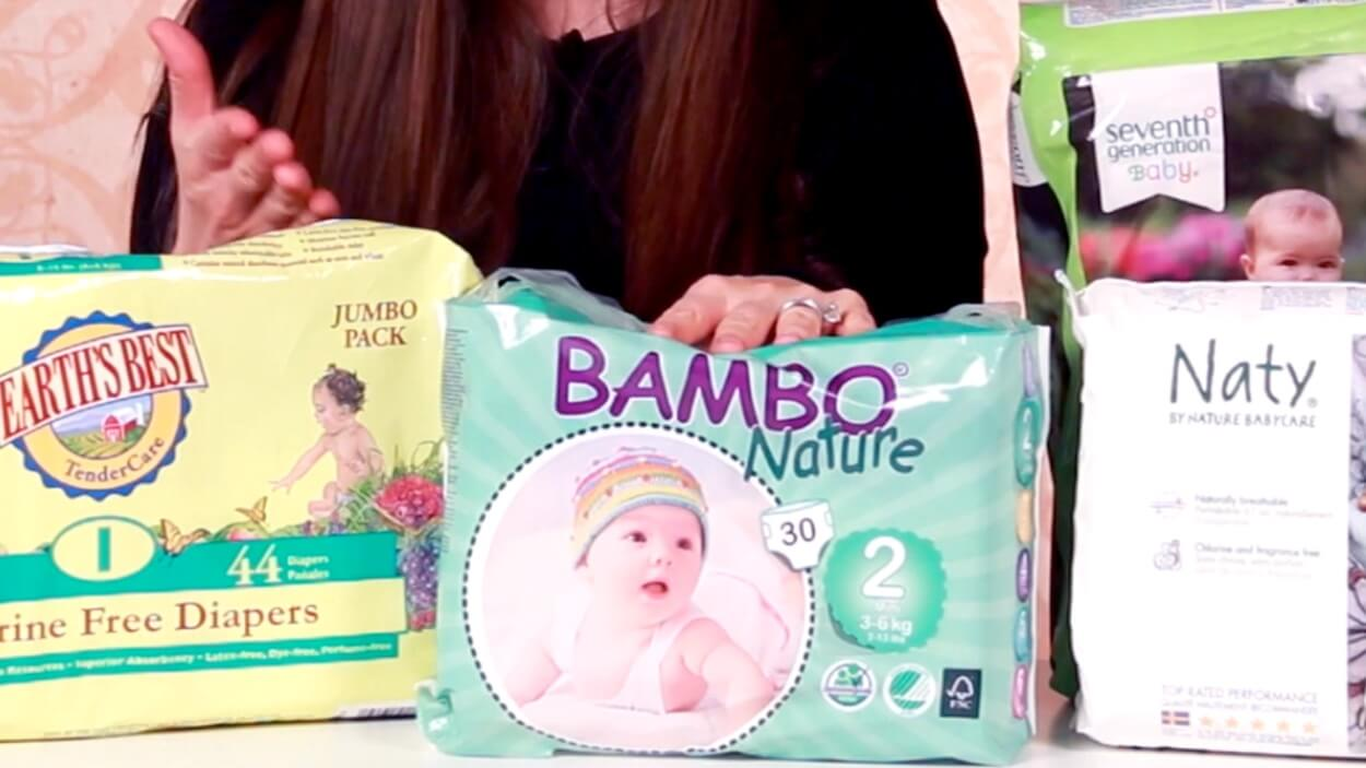 Green Diaper Showdown - Best Natural Diapers Test