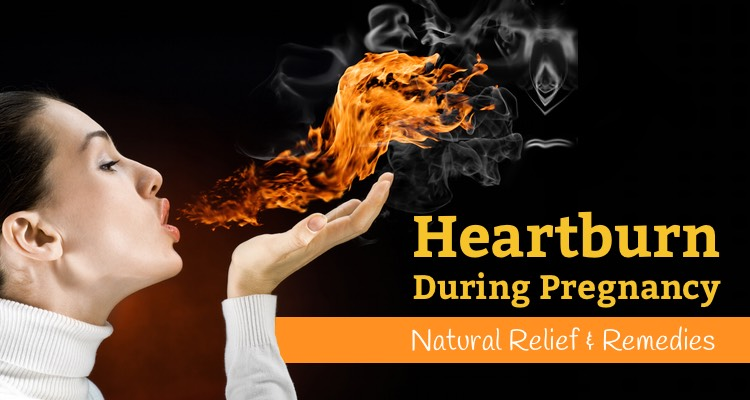 Natural ways to relieve pregnancy heartburn, and natural ways to prevent getting heartburn while pregnant completely! Put out the fire easily and naturally.