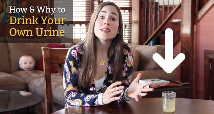 How & Why to Drink Your Own Urine