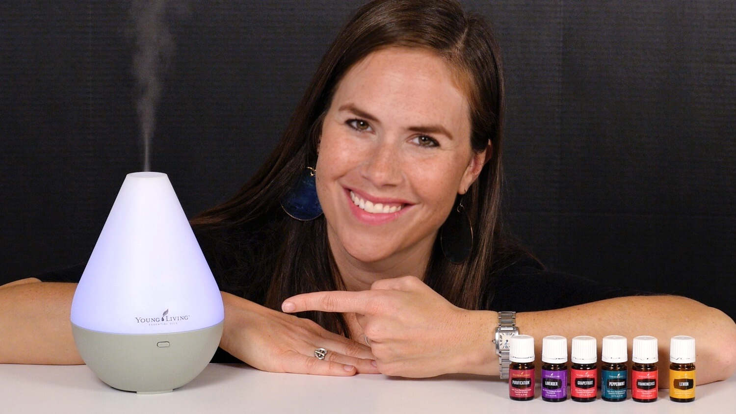 Using an essential oil diffuser is simple and wonderful way to practice aromatherapy. Learn how to diffuse essential oils in this post!