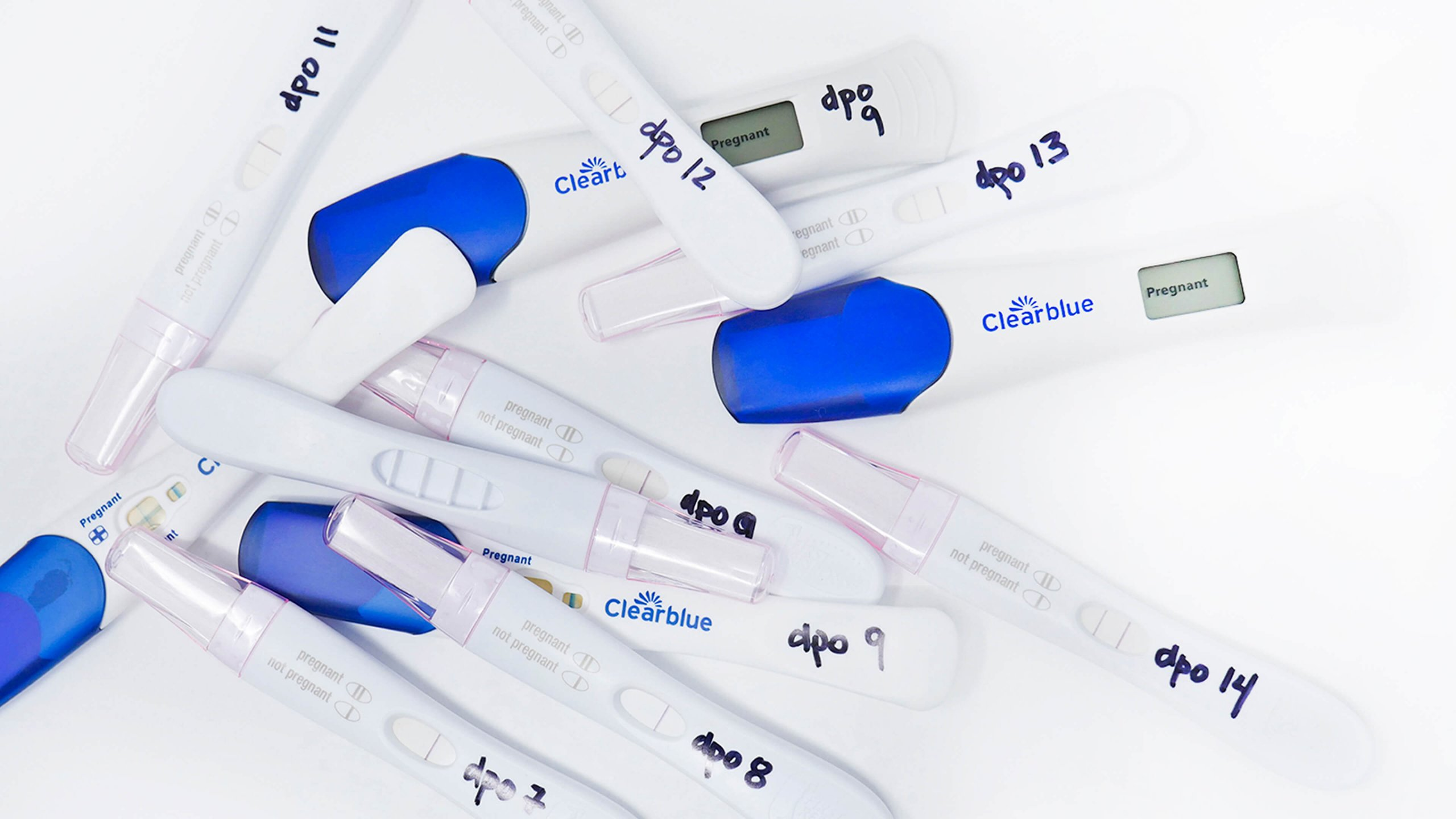 When you're waiting for a positive pregnancy test time seems to stand still. Maybe you're experiencing early signs of pregnancy, but you just have to know for sure. Here we explain the best way to ensure you get a positive pregnancy test and help you determine whether or not your test is accurate.